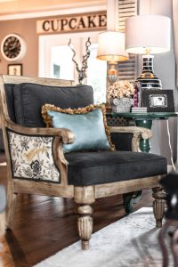 Dining room - Houston\'s and Katy\'s - premier interior designersLiving Room Chair