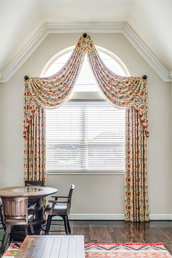Playroom Curtains